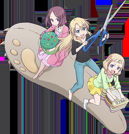 tvアニメ new game オフィシャルサイト